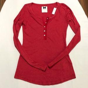 Gilly Hicks Long Sleev Shirt